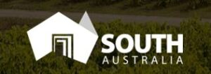 South australia website logo